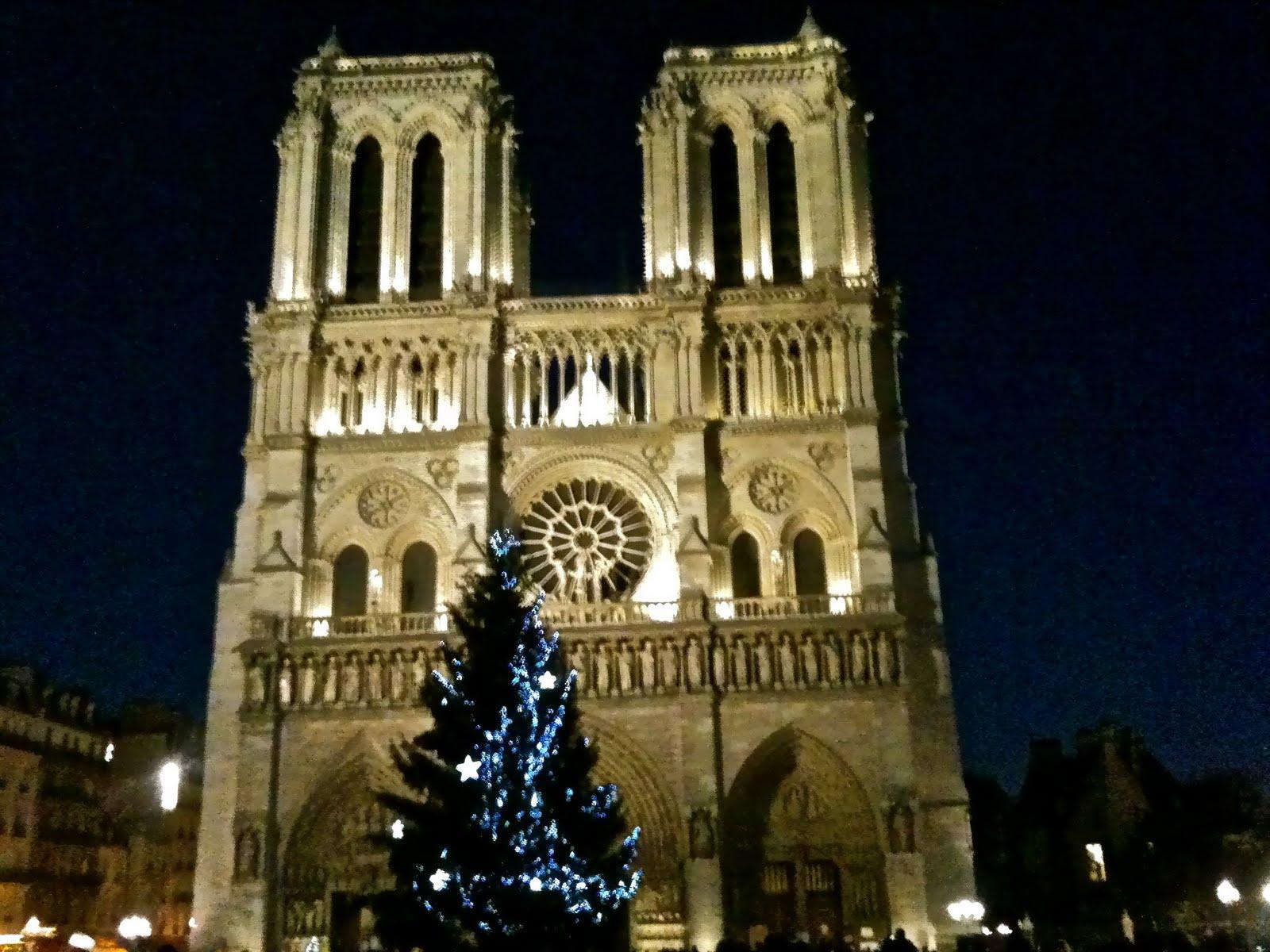 Cathedralé Notre Dame de Paris: On the night of Christmas – Anon\'s Paris